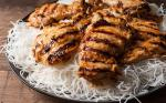 Australian Grilled Chicken Thighs with Miso Marinade Recipe BBQ Grill