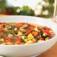 Canadian Mighty Minestrone Soup