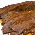 Israeli/Jewish Jewish Style Sweet and Sour Brisket Recipe Appetizer