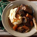 British Slow Cooker Short Ribs Appetizer