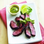 American Rock the Grill With This Amazing Skirt Steak Dinner