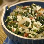 Australian Spinach with a Twist Recipe Appetizer