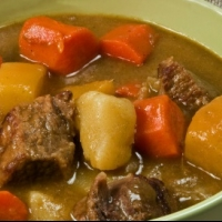 British English Beef Stew Soup