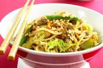 Beef And Noodle Chow Mein Recipe recipe
