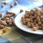 American How to Cook Dry Chick Peas Appetizer