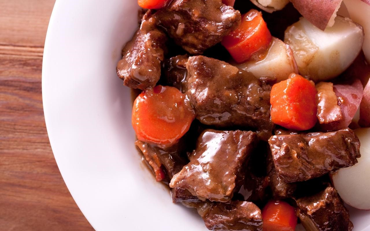 Australian Beef Braised in Guinness Recipe Appetizer
