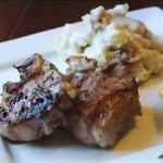Australian Herbed Lamb Chops 1 BBQ Grill