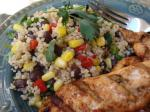 American Black Bean and Couscous Salad 2 Dinner