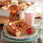 French Sue Bee French Toast Casserole Breakfast