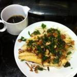 American Deep-fried Sea Bass with Chili Sauce Dinner