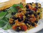 Chilean Black Beans and Rice 30 Dinner