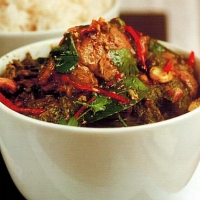 Indonesian Green Chicken Curry 1 Appetizer