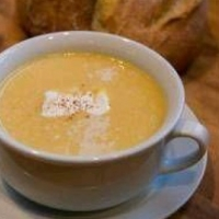 American Simple Roasted Butternut Squash Soup Soup