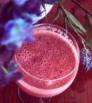American Berry Orange Smoothies Dinner