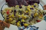 Mexican Black Beans and Yellow Rice 5 Dinner
