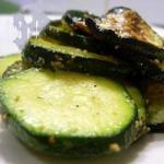 American Zapallitos Sauteed in the Thyme Appetizer