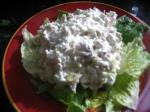 American Sour Creamtarragon Chicken Salad Dinner