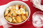 American Potatoes With Lemon Thyme Salt Recipe Appetizer