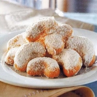 Almond Shortbreads recipe