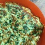 Egyptian Spinach Omelet 10 Appetizer