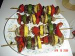 American Marinade for Grilled Vegetables Appetizer