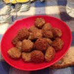 Bolinho of Cod Different recipe