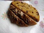 Mexican Oatmeal Molasses Bread  No Yeast Quick Bread Appetizer