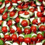 Canadian Tomato and Mozzarella Appetizers Appetizer