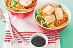 American Plum Vegetable And Tofu Stirfry Recipe Appetizer