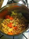 American Easy Swanson Chicken Noodle Soup Dinner