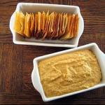 Canadian Red Pepper Hummus BBQ Grill