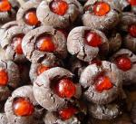 Mexican Mexican Chocolatecherry Rounds Dessert