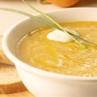 Canadian Yukon Gold Potato Soup Soup