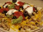 Jamaican Jamaican Jerk Nachos Other