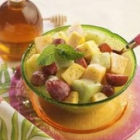 Bulgarian Fresh Fruit Salad Dressing Other