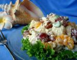 American Aloha Chicken Salad 1 Appetizer