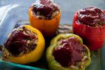 American Dadands Stuffed Bell Peppers Recipe BBQ Grill