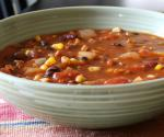 Canadian Hearty Texmex Chili Soup Appetizer