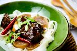 Chinese Beef Short Ribs with Star Anise and Tangerine Recipe Dessert