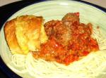 American Meatballs With Sweet  Sour Sauce Dinner