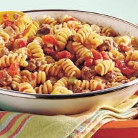 Canadian Skillet Goulash Dinner