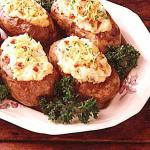 American Twicebaked Potatoes 3 Appetizer