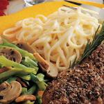 American Twocheese Linguine Dinner