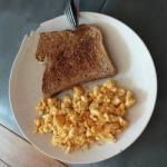 American Scrambled Eggs Original Appetizer
