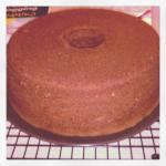 American Chocolate Cream Cheese Pound Cake 2 Dessert