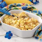Canadian Stuffing Squash Casserole Appetizer