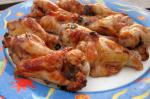 American Oriental Chicken Wings 4 Dinner