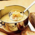 American Soup Chicken and Potatoes Appetizer
