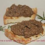 American Toasted Tuscan to Chicken Livers Appetizer