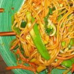 Chow Mein with Pork recipe